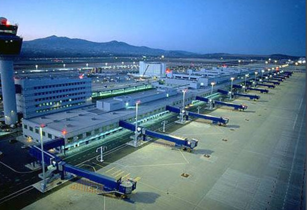 Athens International Airport. (Foto: AIA)