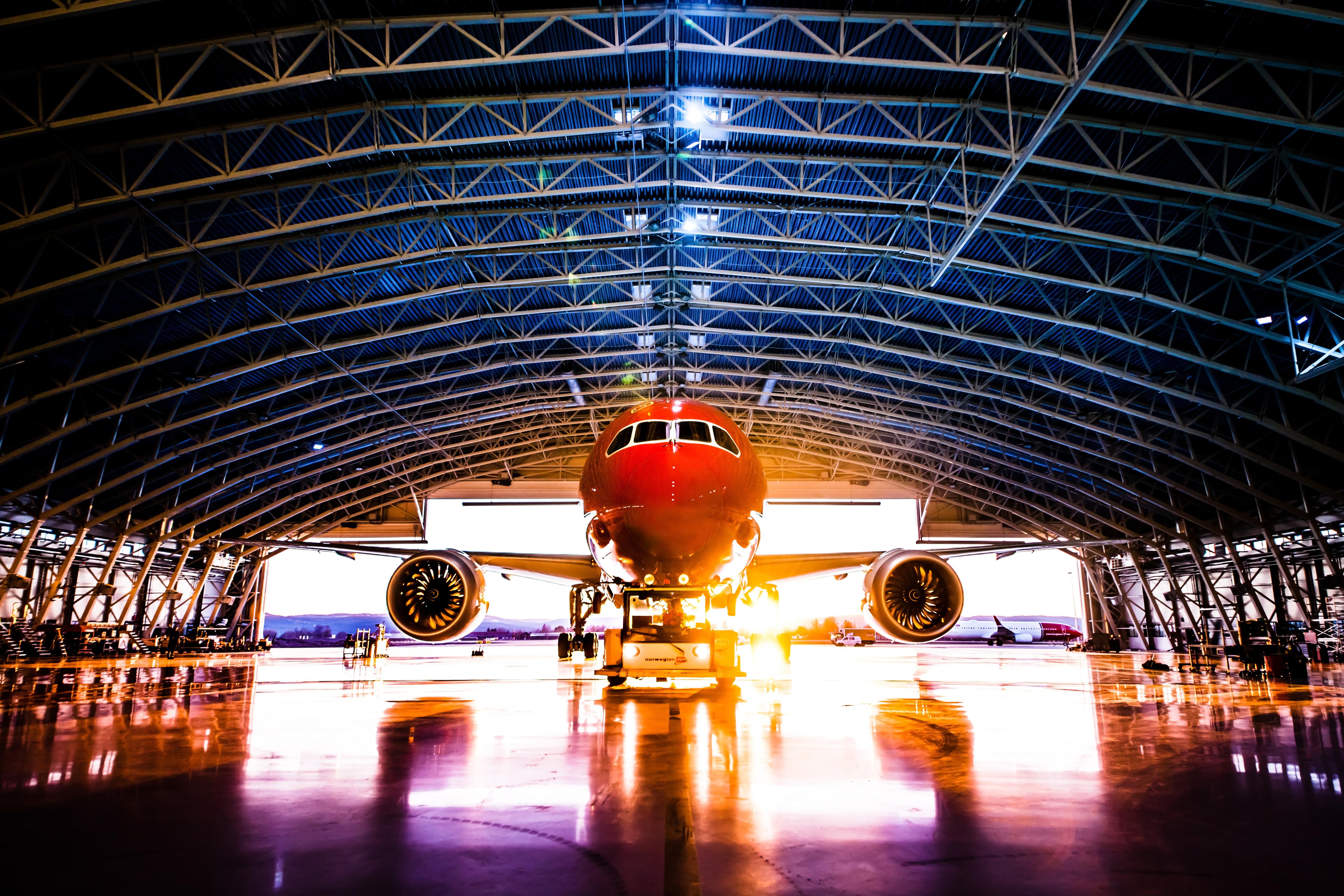 Norwegian Boeing 787 Dreamliner. (Foto: Jørgen Syversen)