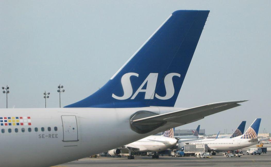 SAS A330-300 i Newark International Airport. (Foto: Jhz94 / Wikimedia Commons)