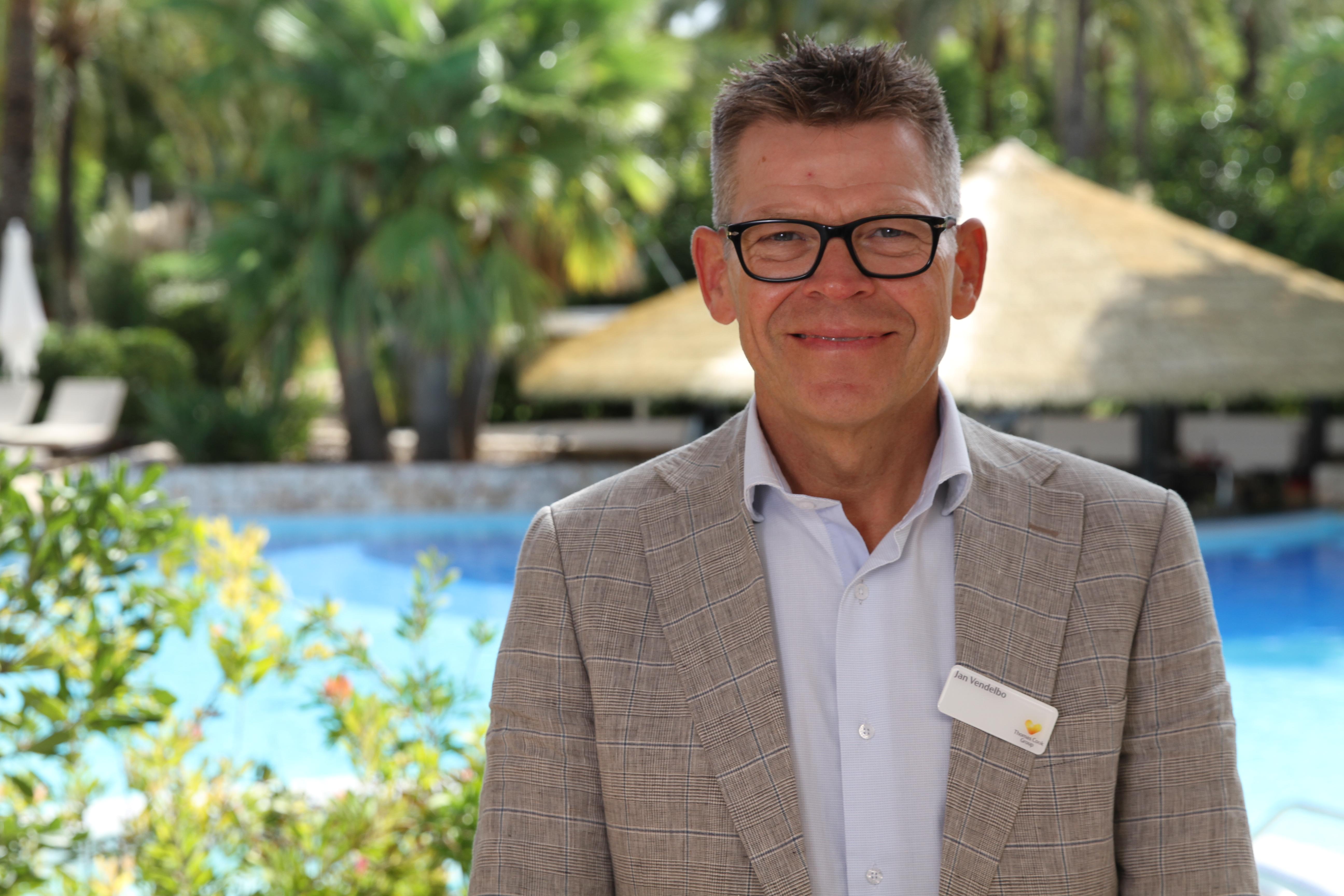 Direktør Jan Vendelbo fra Spies.