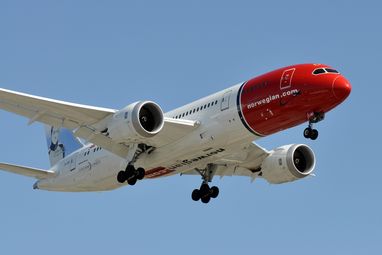Norwegian Boeing 787-8 Dreamliner (Foto: Eric Salard)