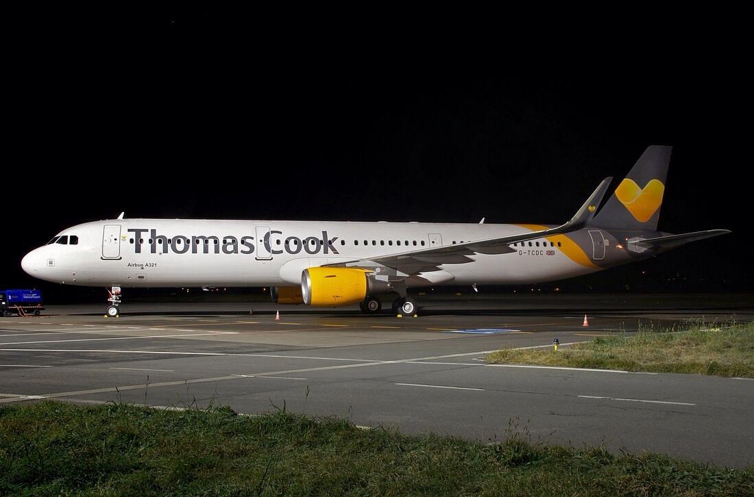 Thomas Cook Airlines A321-200. (Foto: Sebbjo0528/Wikipedia)