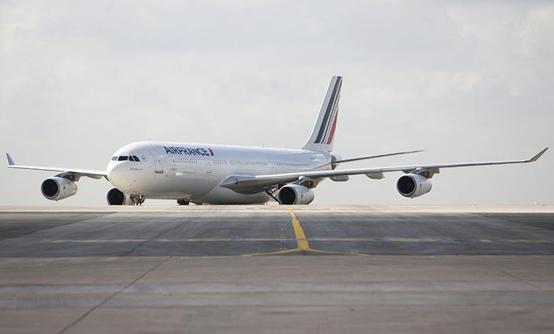 Airbus A340-300 fra Air France skal benyttes i det nye langdistanceselskab. (Foto: Air France)