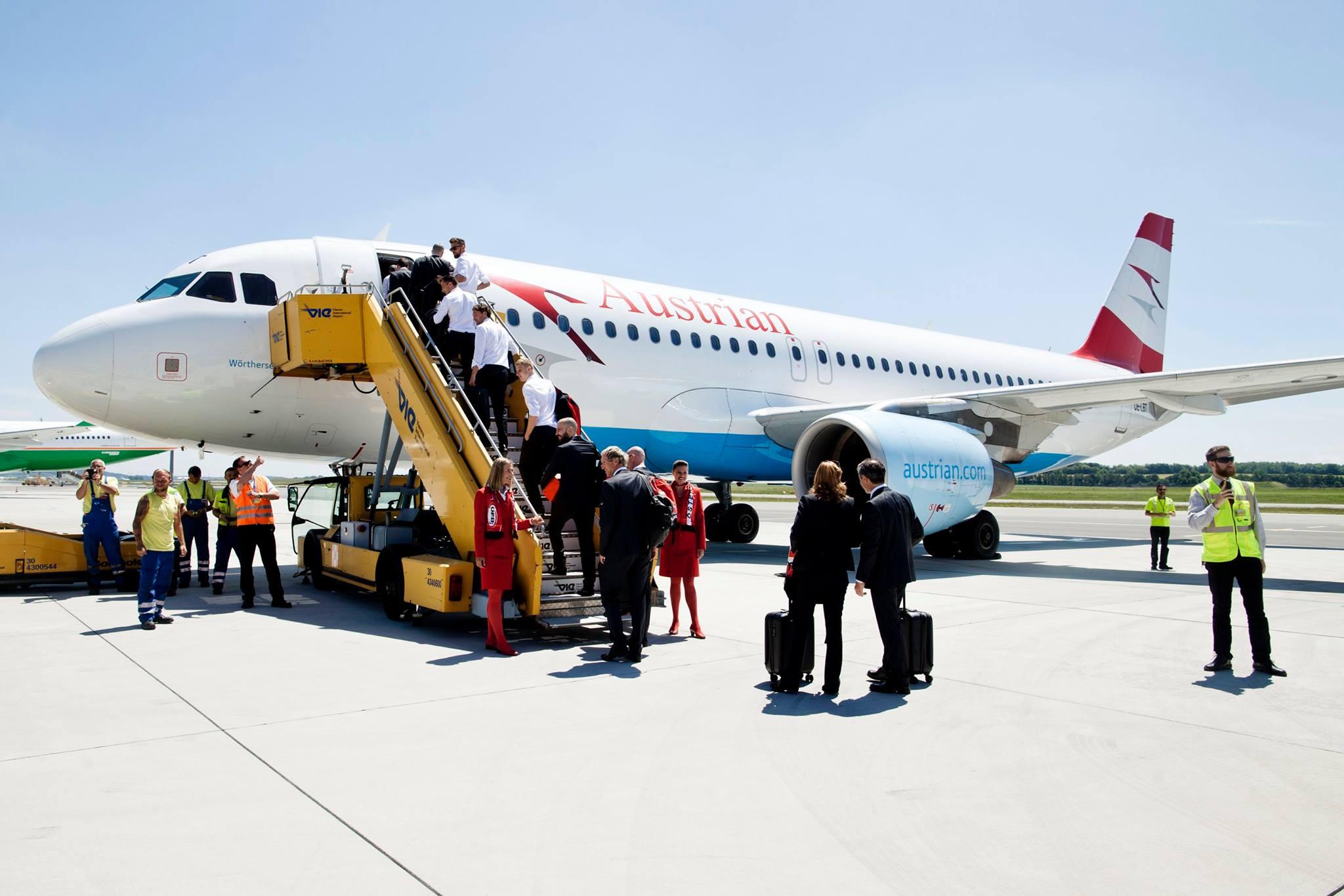 Austrian Airlines vil åbne ny rute til Shiraz i Iran. (Foto: Austrian)