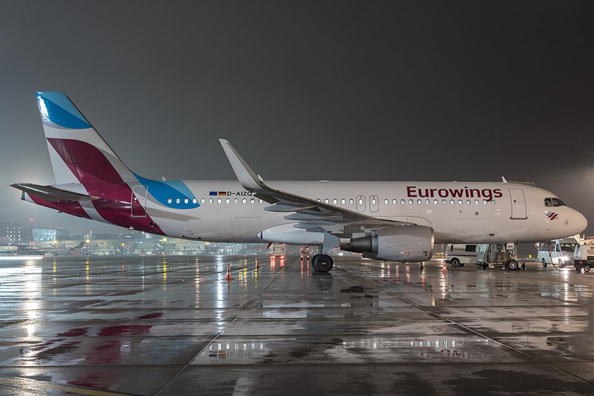 Eurowings A320-200 (Foto: Lufthansa)