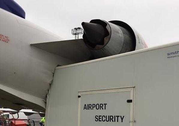 Foto: Havarikommissionen.