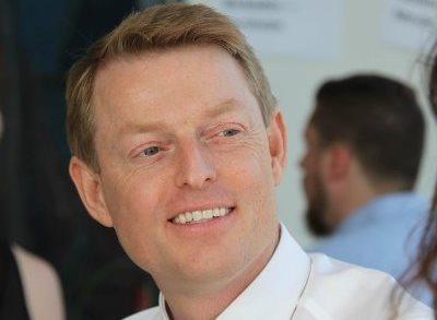 René Arpe, formand for Dansk Pilotforening (DPF)