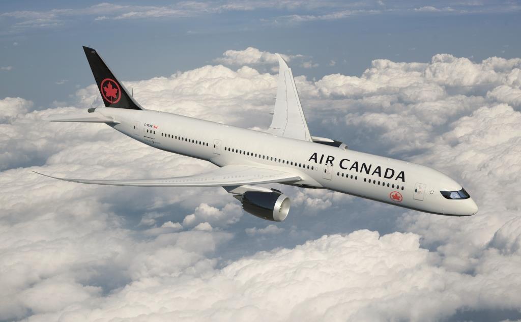 Air Canada – Boeing 787-9 Dreamliner (Foto: Air Canada)