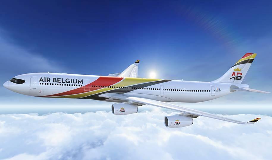 Air Belgium A340-300