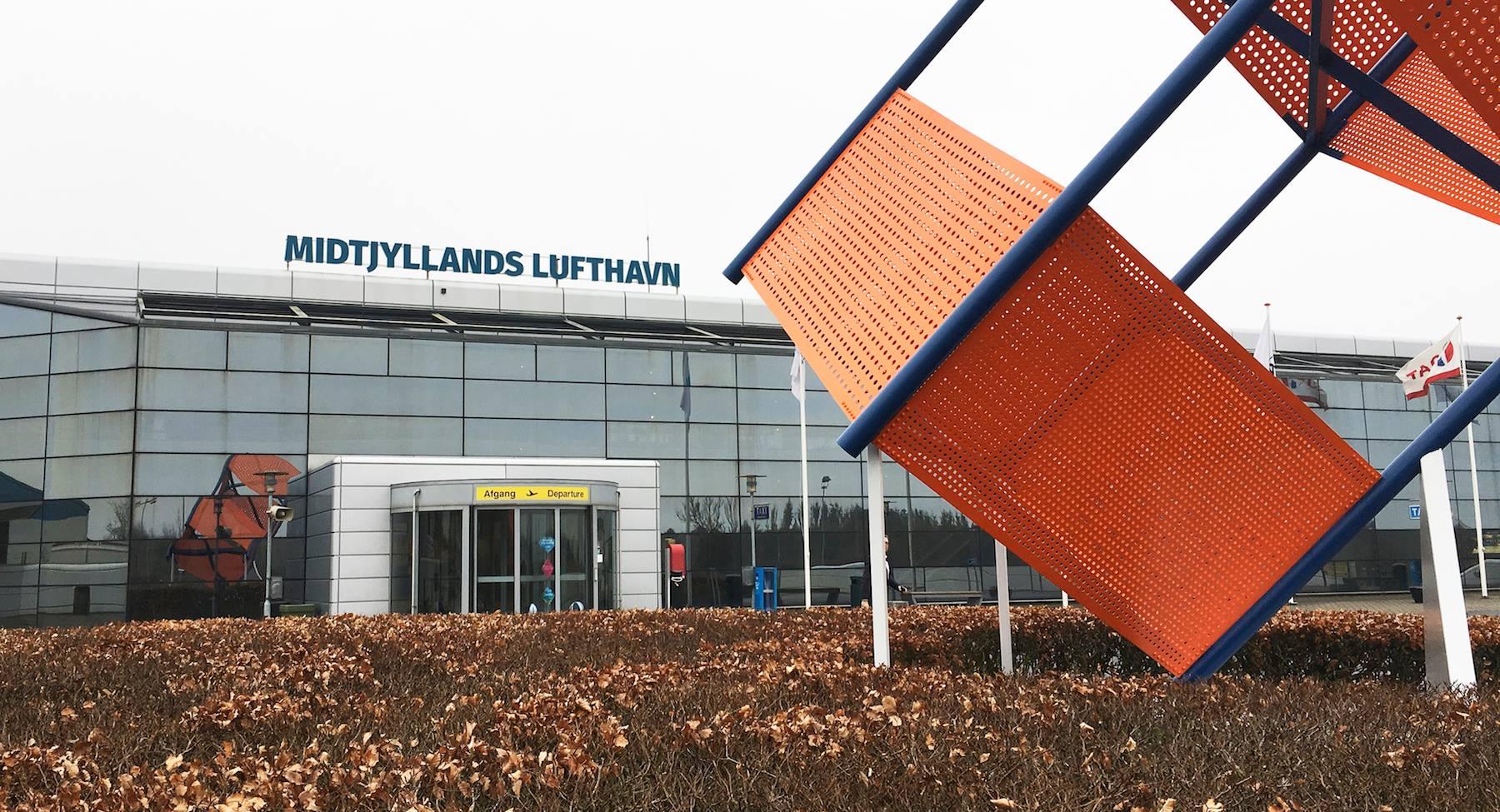 Foto: Midtjyllands Lufthavn.