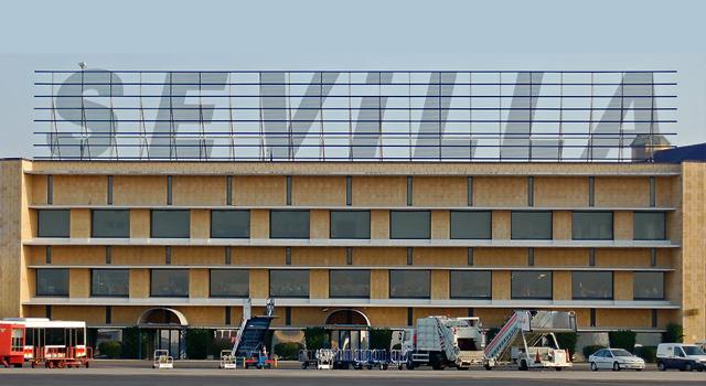 Seville Airport (Foto: Aeropuerto de Sevilla)