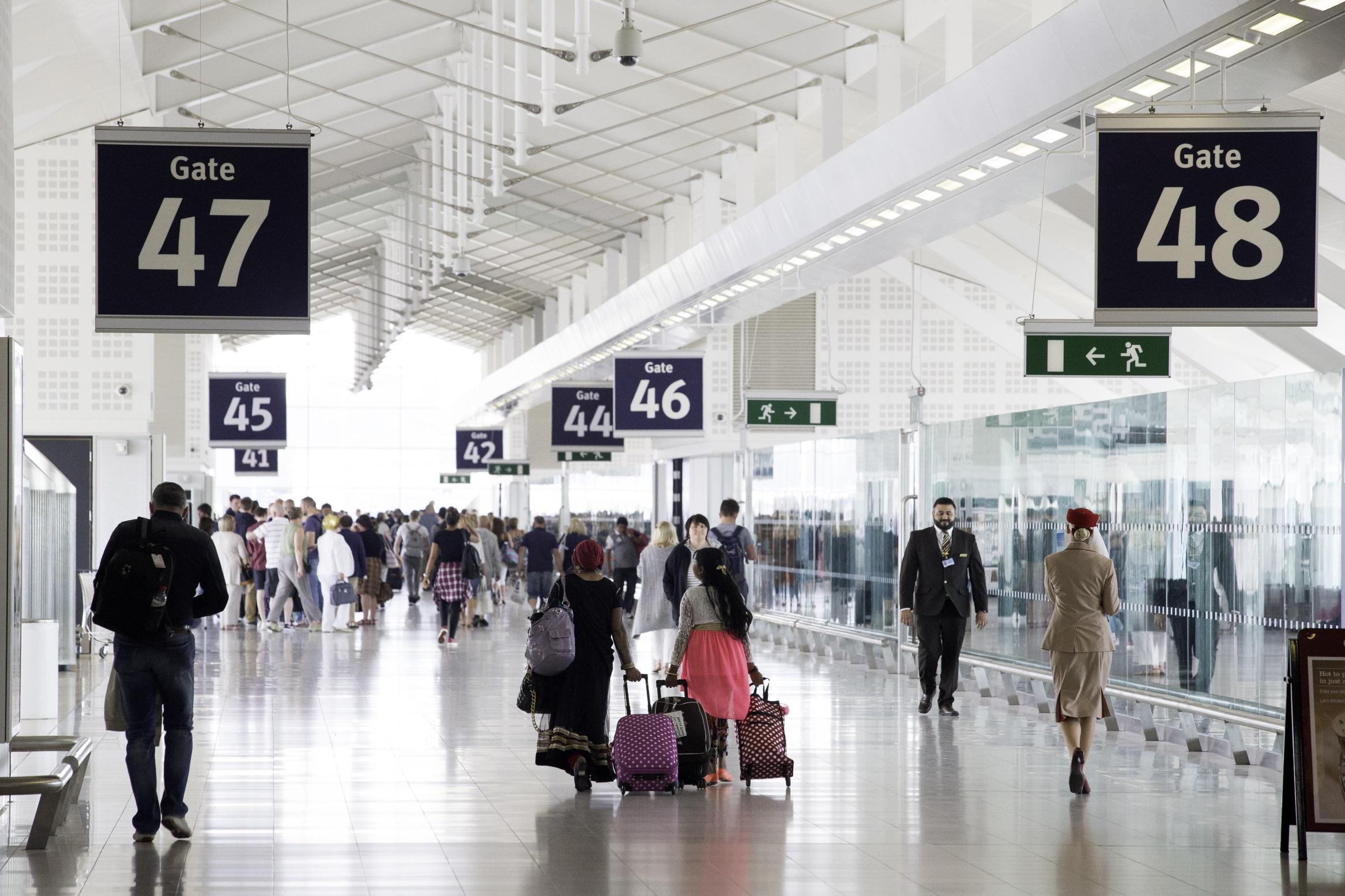 Birmingham International Airport (Foto: BHX)