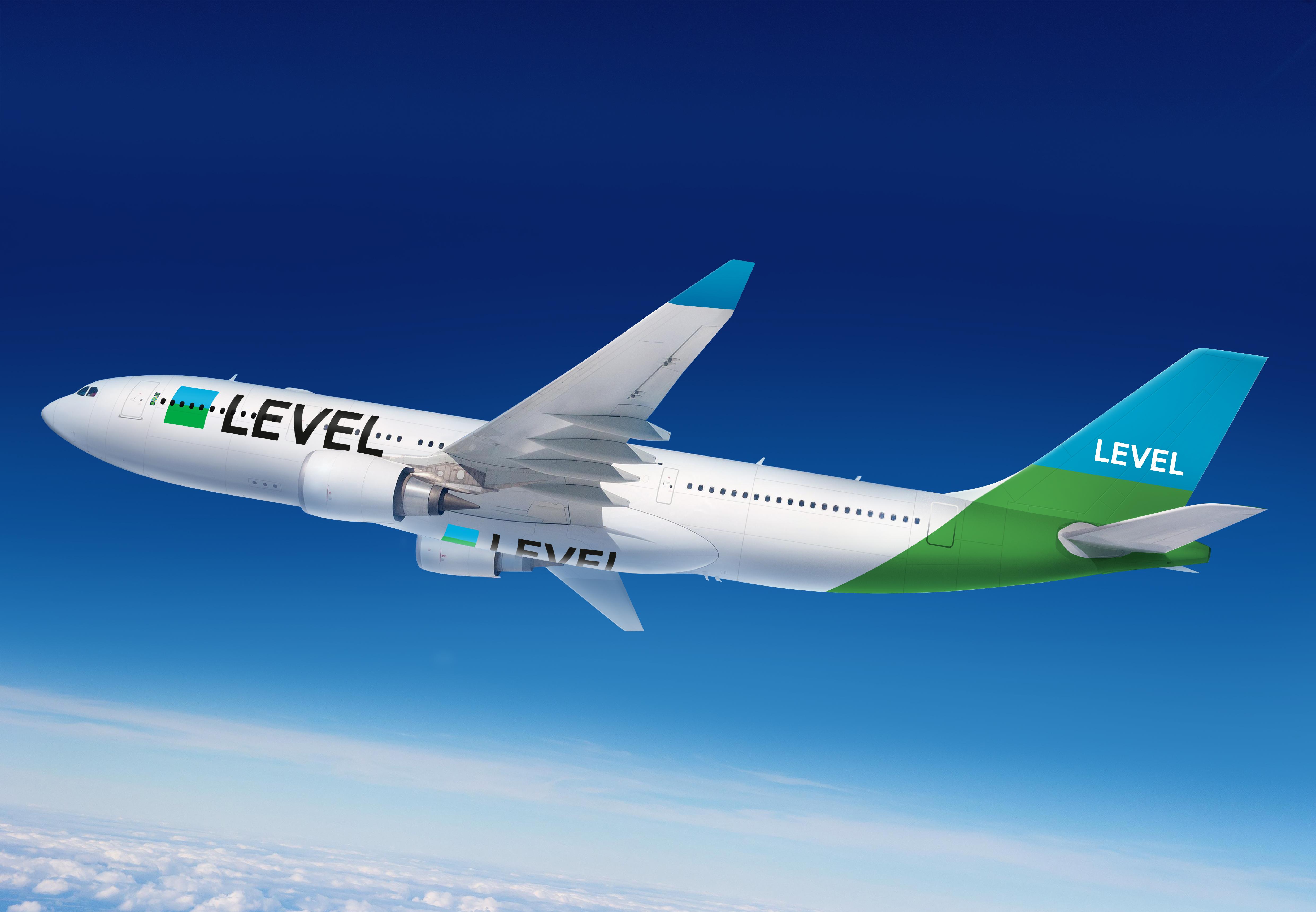LEVEL Airbus A330-200. (Foto: IAG)