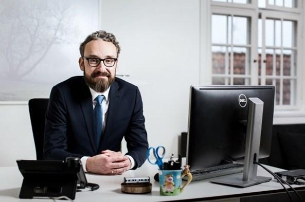 Transport-, bygnings- og boligminister Ole Birk Olesen (Foto: Niels Hougaard)