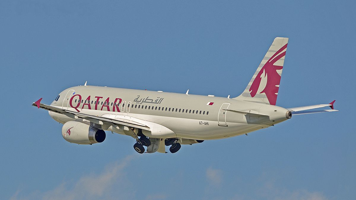 Qatar Airways A320-200. (Foto: Sergey Korovkin 84 | Creative Commons Attribution-Share Alike 4.0)