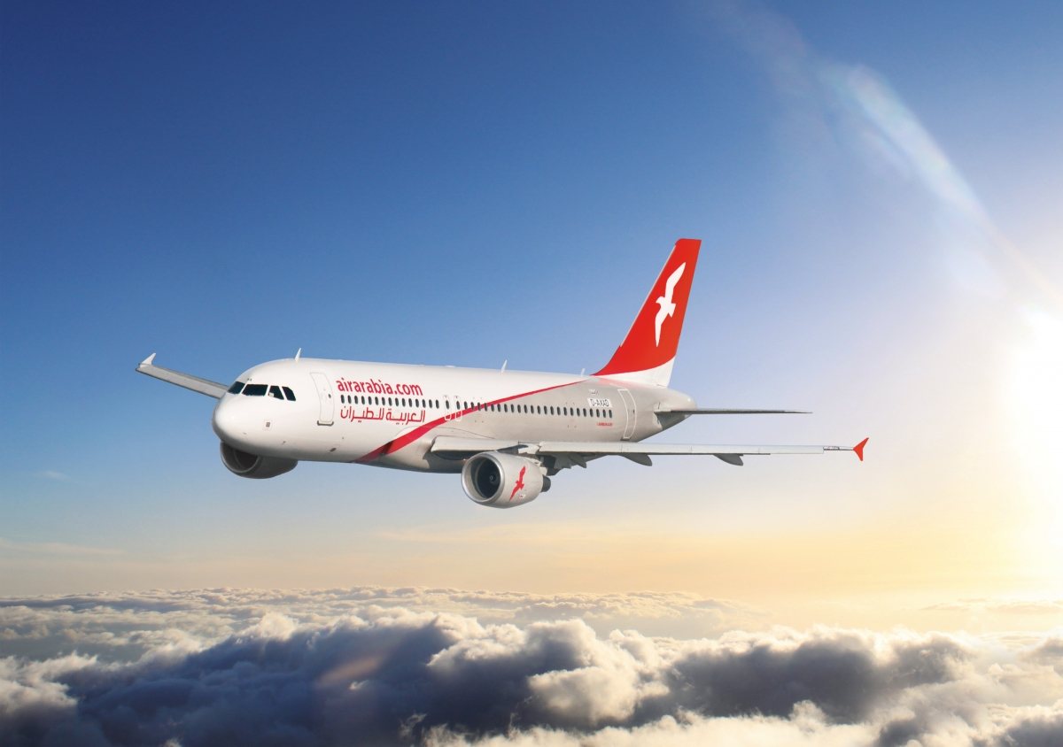 Air Arabia Airbus A320-200 WL (Foto: Air Arabia)