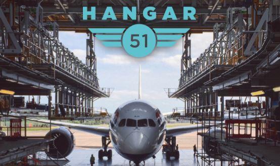 Hangar 51 er navnet på IAG's særlige acceleratorprogram, hvor man finder spændende teknologivirksomheder at investere i.