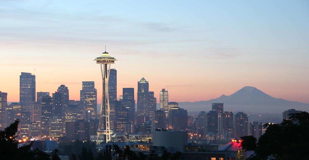 Seattle. Foto: Rattlhed / Wikimedia Commons.