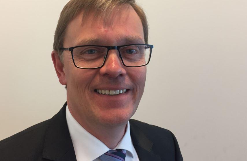 Søren Graversen har været direktør for Star Air siden 2008. Foto: Andreas Krog.