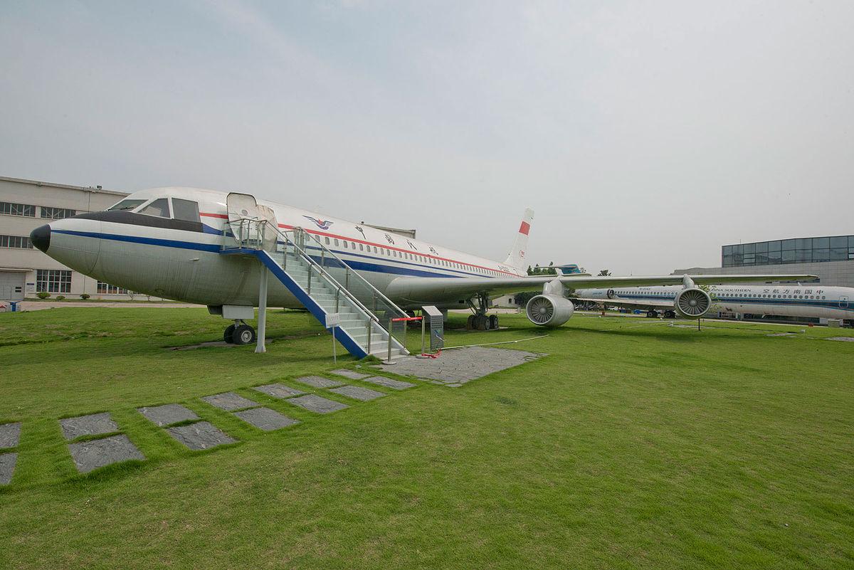 Shanghai Y-10 (Foto: Zhangmingda | Creative Commons Attribution-Share Alike 4.0)