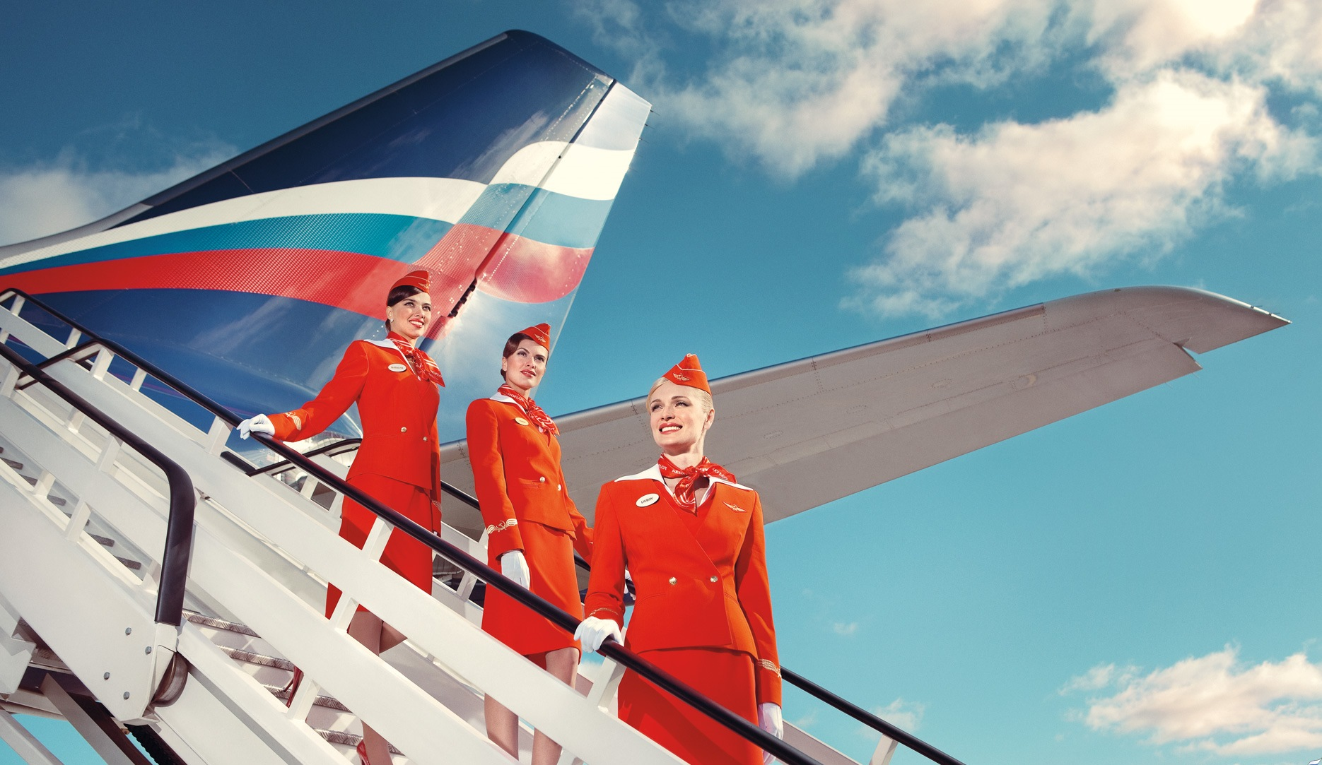 Aeroflot er blandt verdens 20 største flyselskaber. (Foto: Aeroflot)