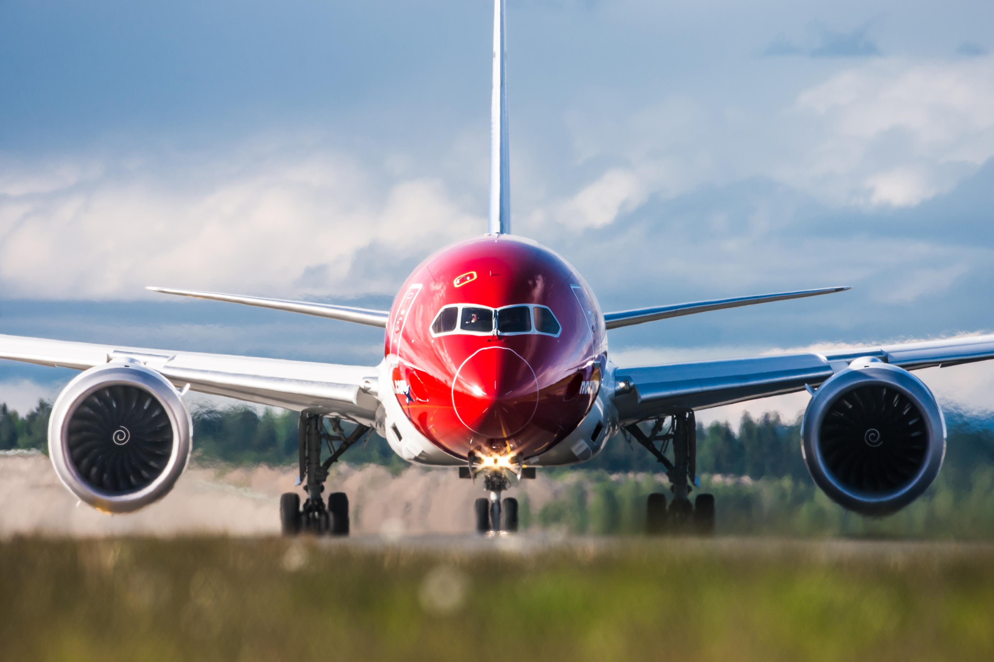 Norwegian Boeing 787 Dreamliner. (Foto: Jørgen Syversen | Creative Commons)