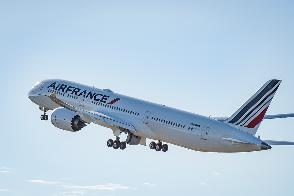 Air France Boeing 787-9 Dreamliner (Foto: Air France)