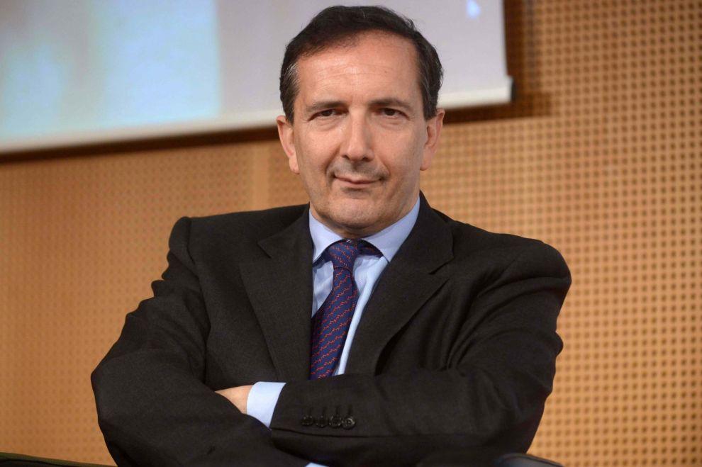 Luigi Gubitosi er udpeget kommissær af den italienske stat med henblik på at sælge Alitalia.