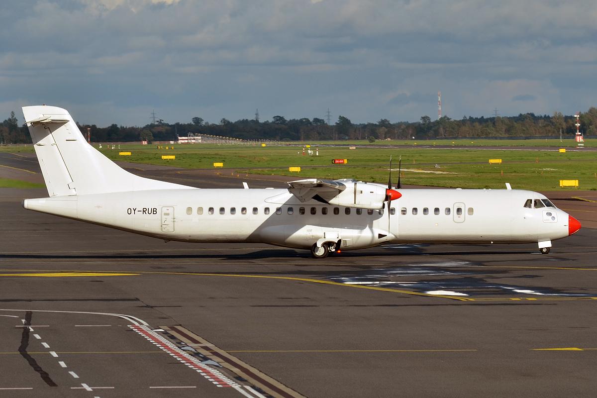 Danis Air Transport ATR72-200 OY-RUB (Foto: Anna Zvereva | Creative Commons 2.0)