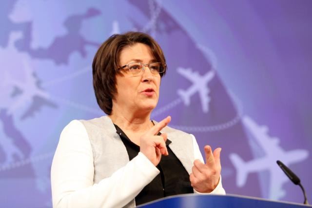 EU-transportkommissær Violeta Bulc (Foto: European Commission Audiovisual Services)