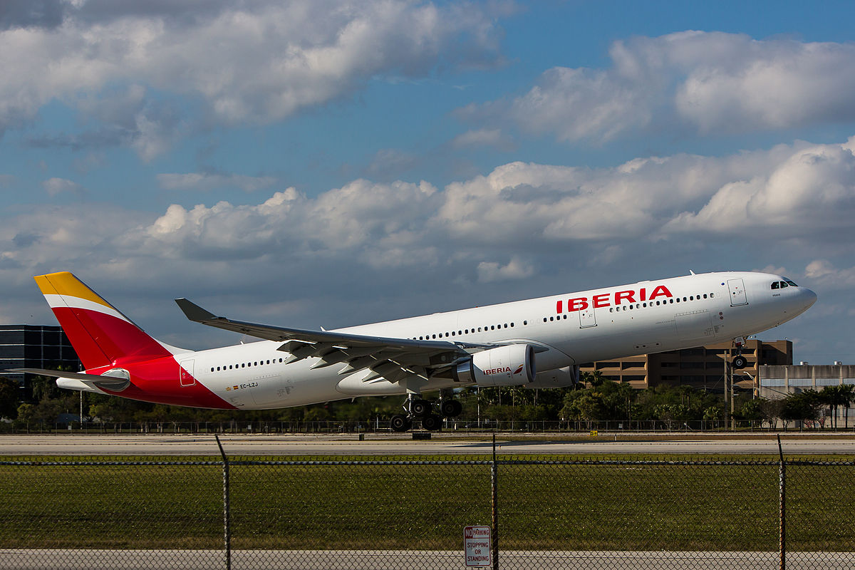Iberia Airbus A330-200. (Foto: Joao Carlos Medau | Creative Commons 2.0)