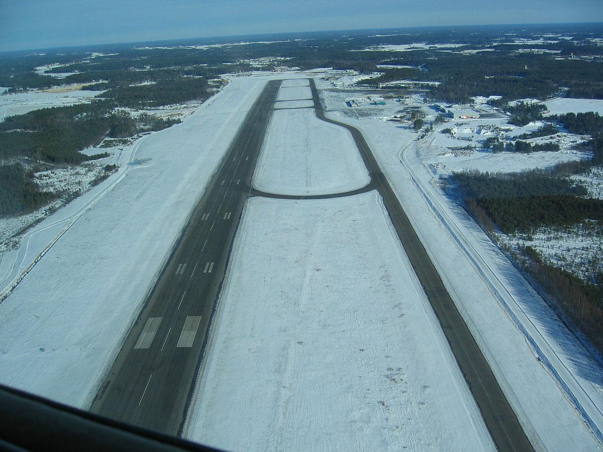 Turku Airport (Foto: Henri Bergius | Creative Commons 2.0)