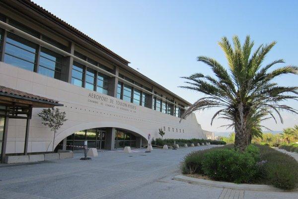 Toulon-Hyères Airport. (Foto: Marvellous-Provence)