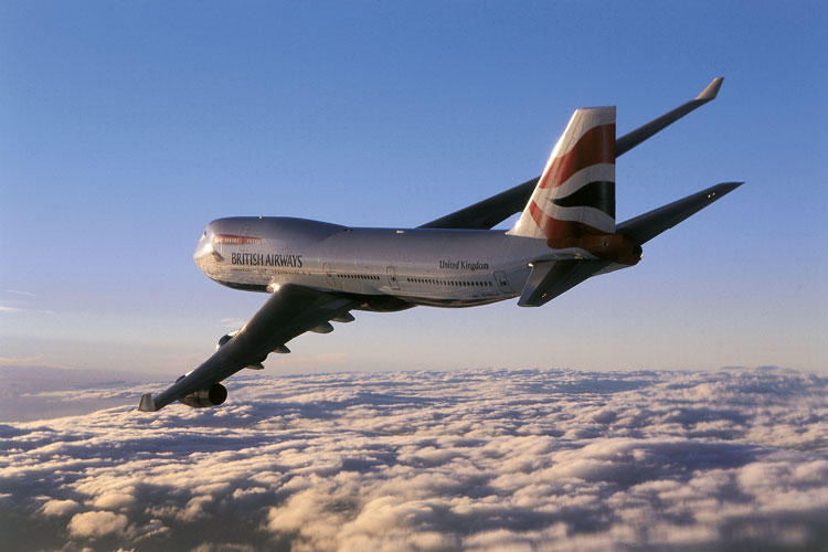 British Airways Boeing 747-400 (Foto: British Airways)