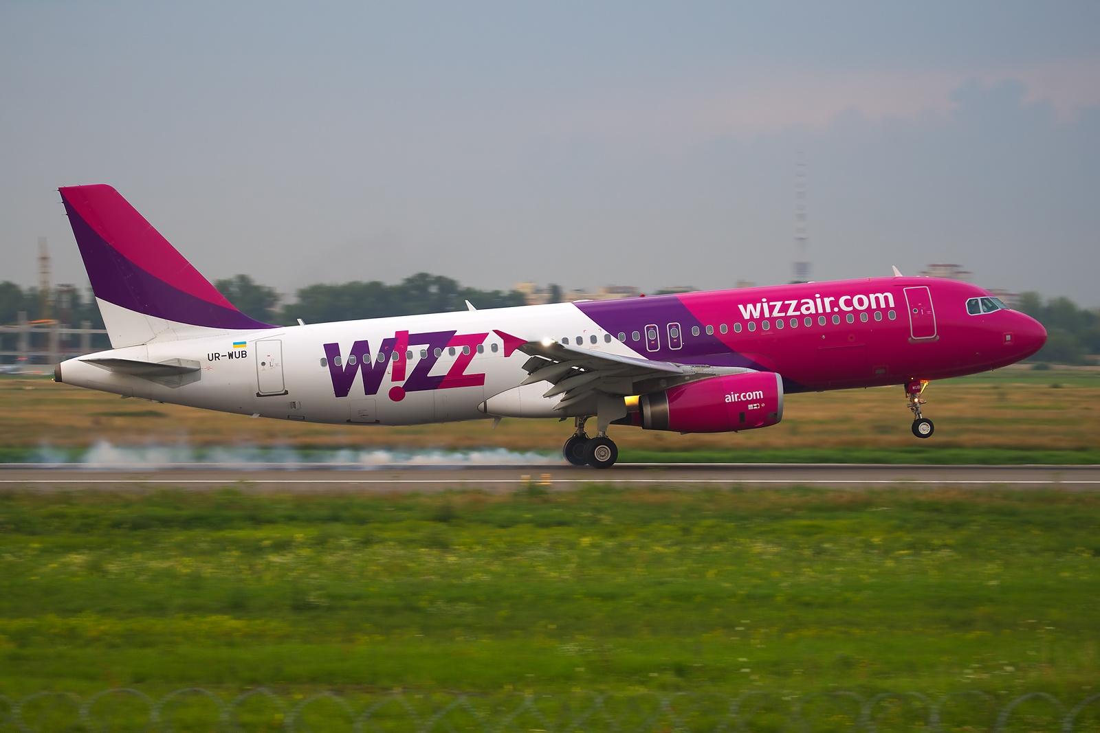 Wizz Air forstærker sin position i London Luton. Foto: Oleg V. Belyakov