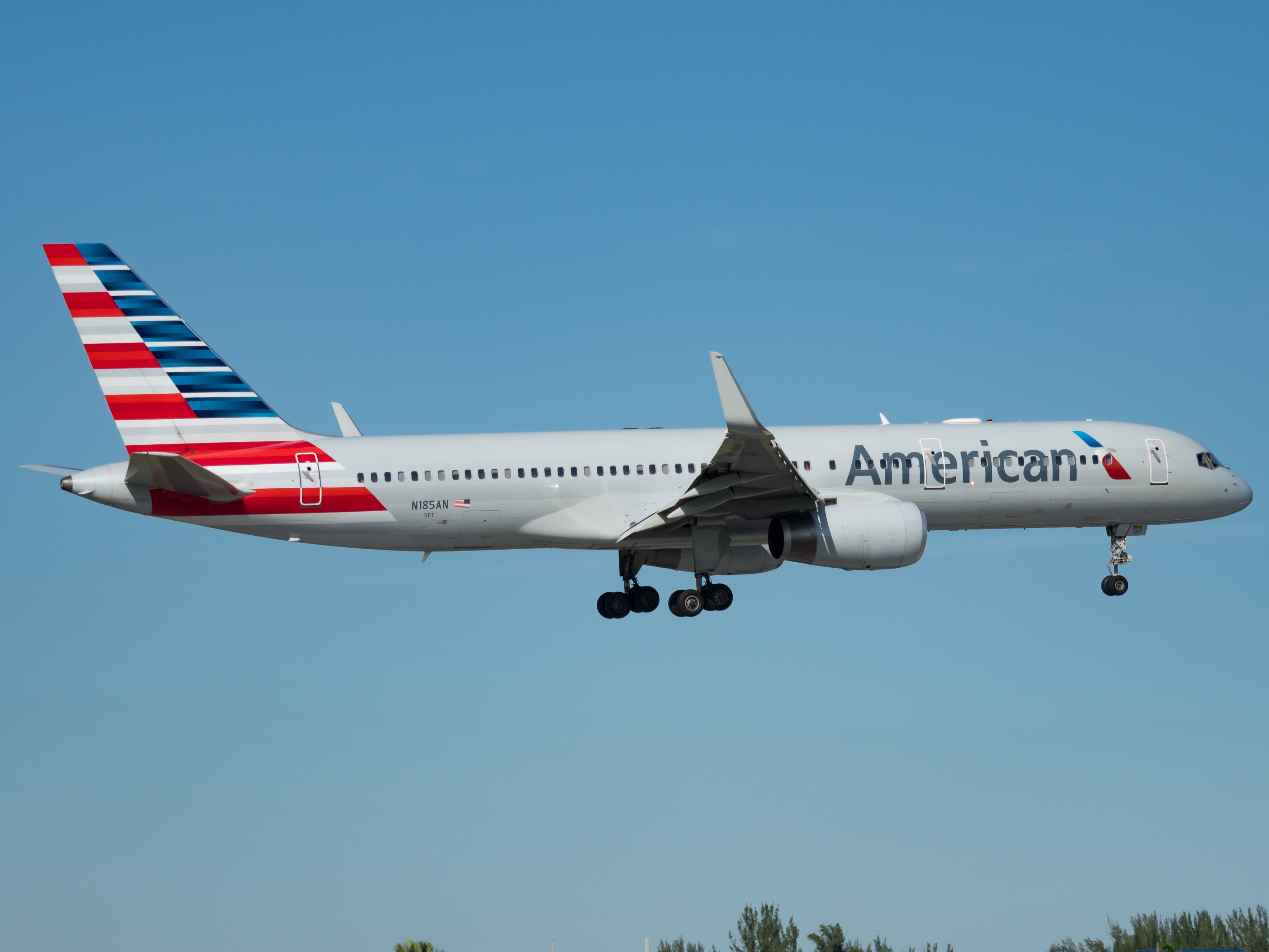 American Airlines Boeing 757-200 (Foto: Venkat Mangudi | Creative Commons 2.0)