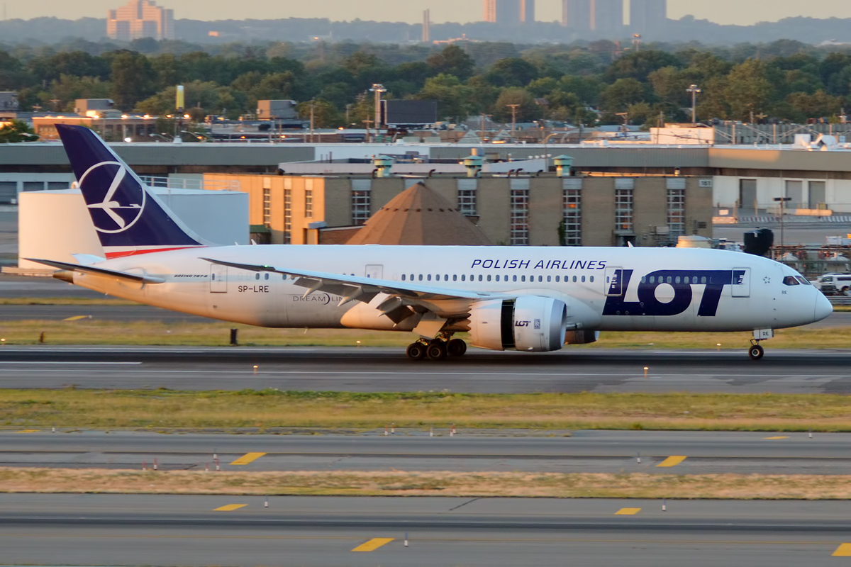 LOT Boeing 787-8 Dreamliner (Foto: Anna Zvereva | CC 2.0)