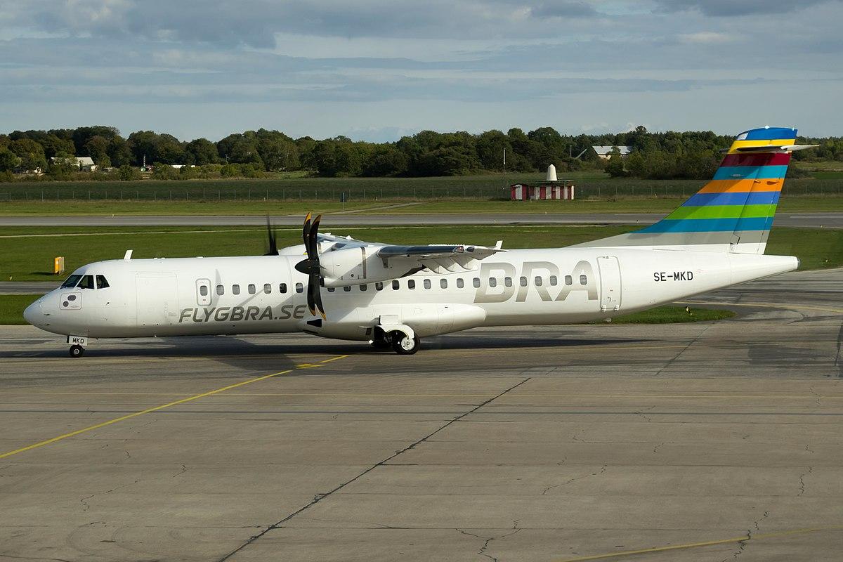ATR72-600 fra BRA (Foto: Bene Riobó | Creative Commons 4.0)