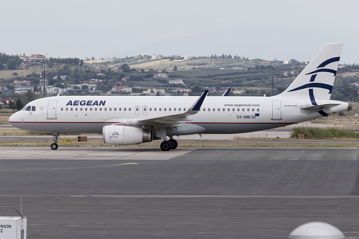 Aegean Airlines Airbus A320-200 (Foto: OVZabotina | Creative Commons 4.0)