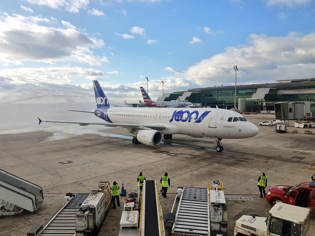 JOON Airbus A320-200 (Foto: AeropuertoBCN)