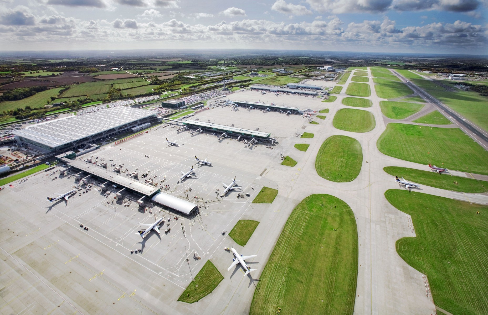 London Stansted Airport (Foto: STN)