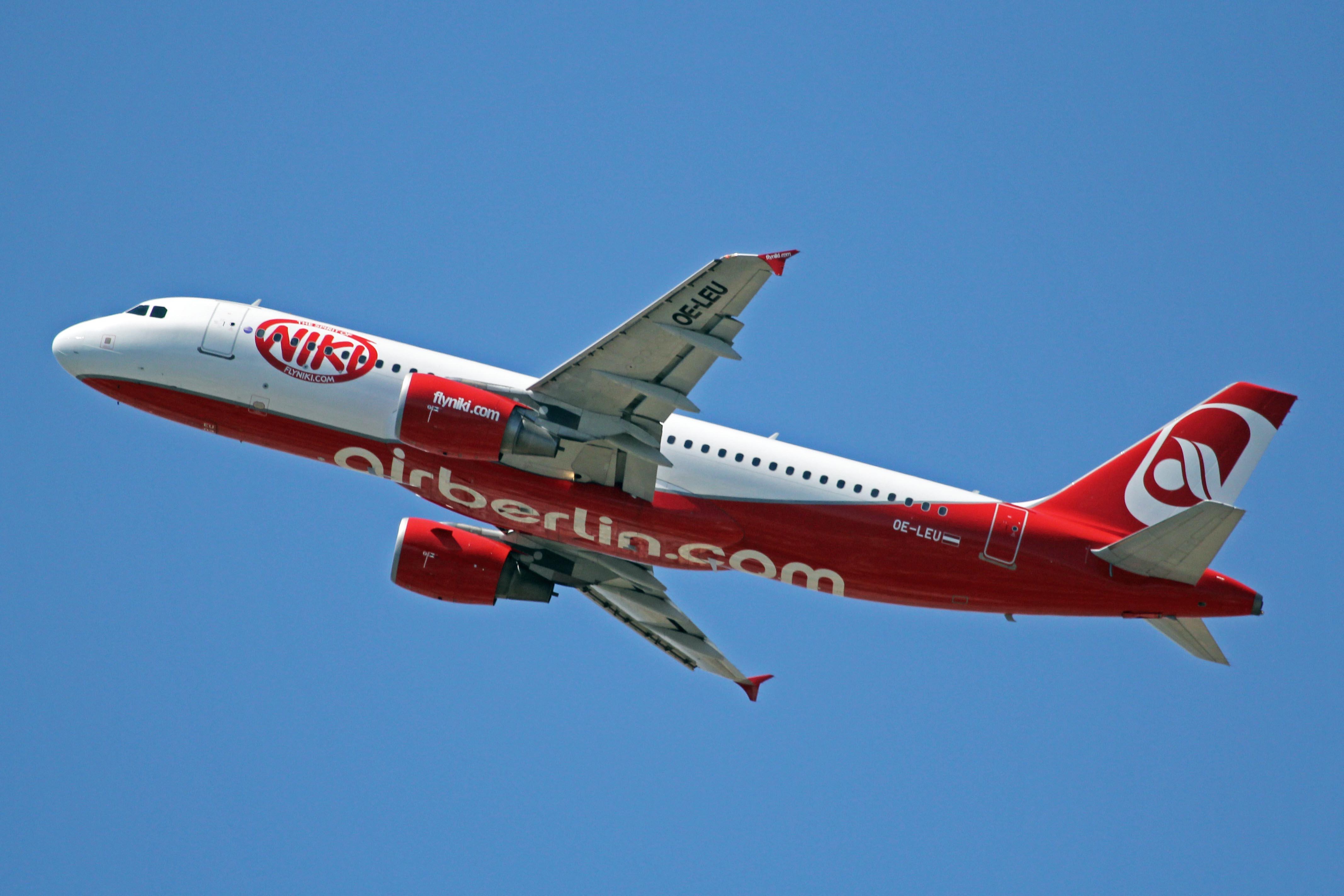 Airbus A320-200 fra NIKI (Foto: Ken Fielding | Creative Commons 3.0)