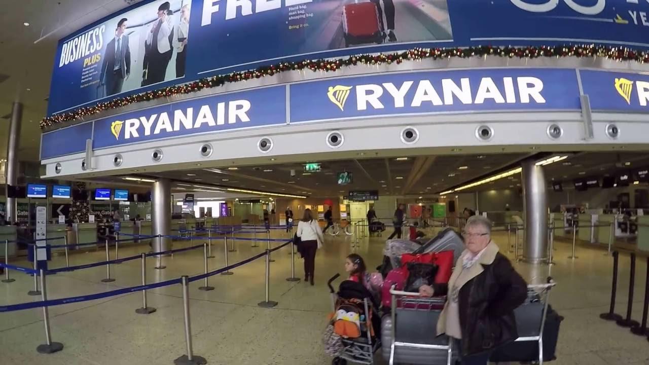 Ryanair i Dublin Airport (Foto: Marco Agenti )