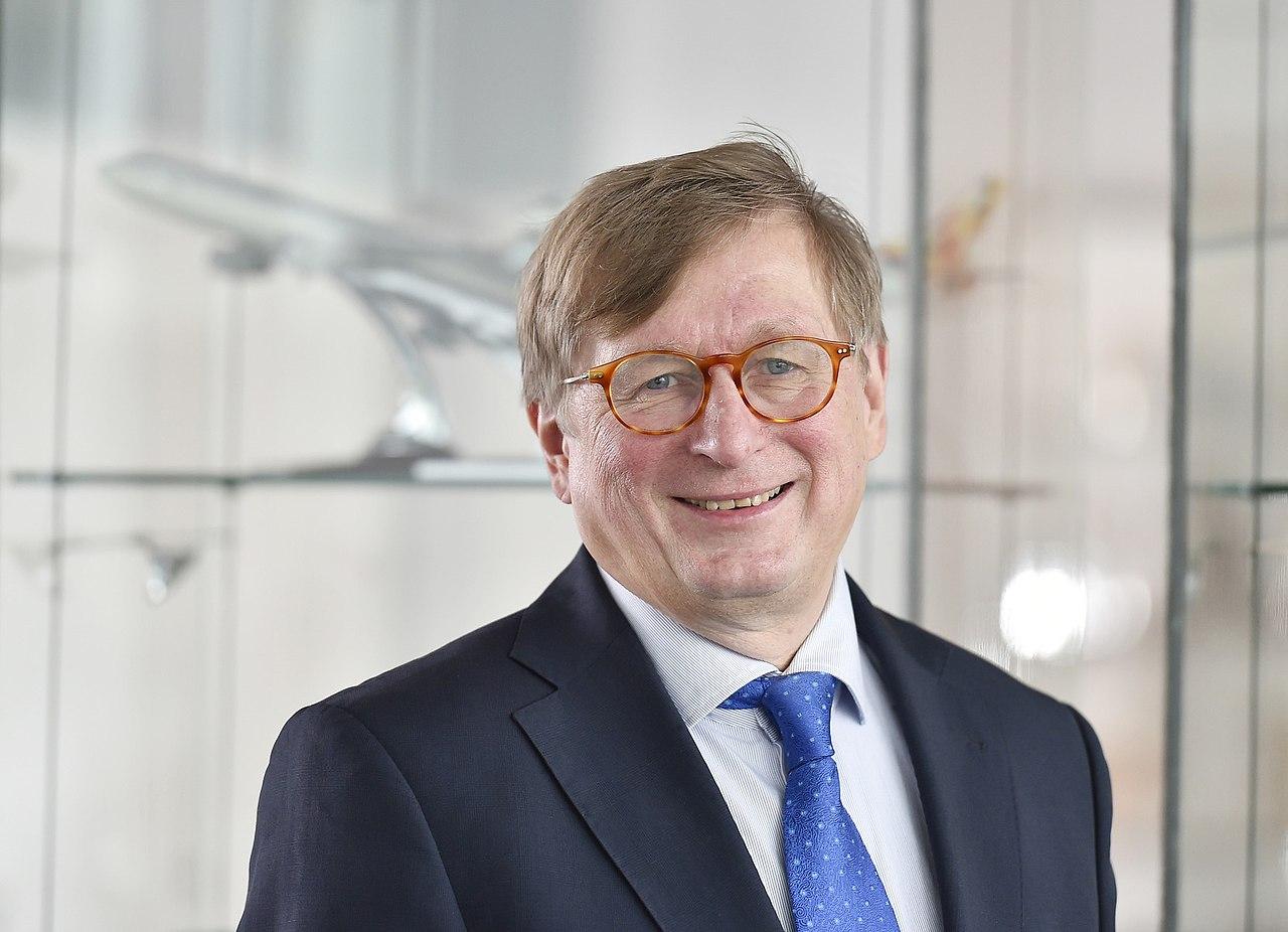 Præsident for ACI Michael Kerkloh. Foto: Alex Timo Friedel, Flughafen München.