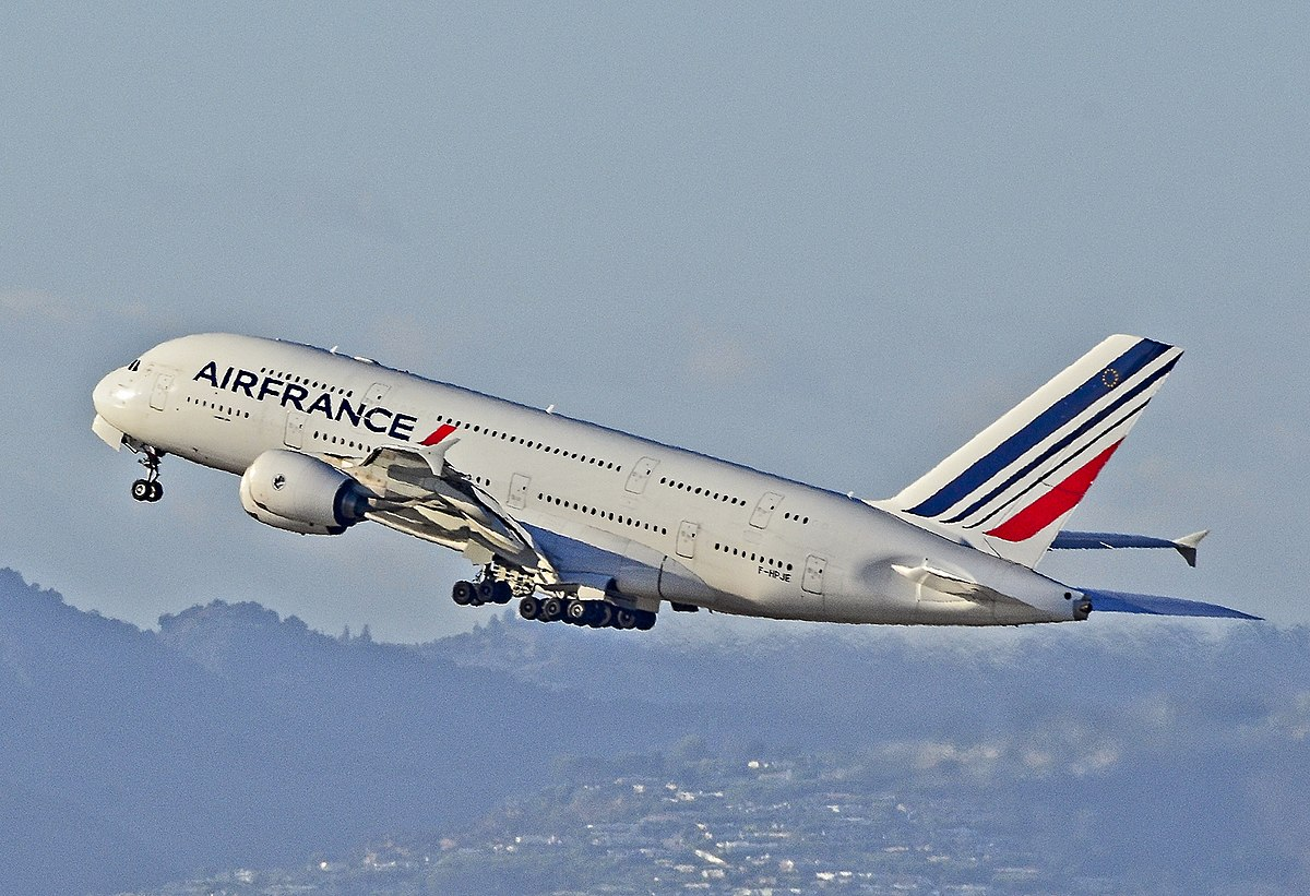 Air France Airbus A380-800. Foto: Tomás Del Coro | Creative Commons 2.0