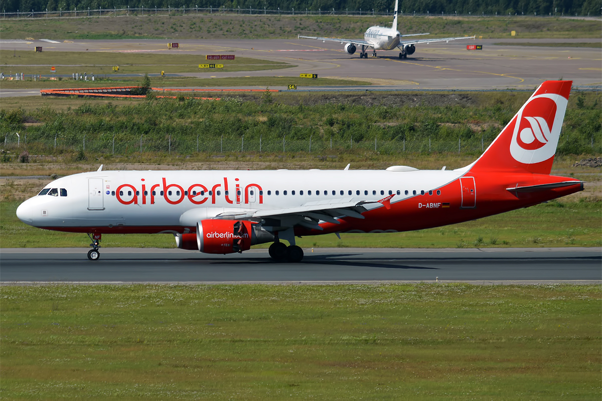 Airberlin A320-200 – registrering D-ANBF (Foto: Anna Zvereva | Creative Commons 2.0)