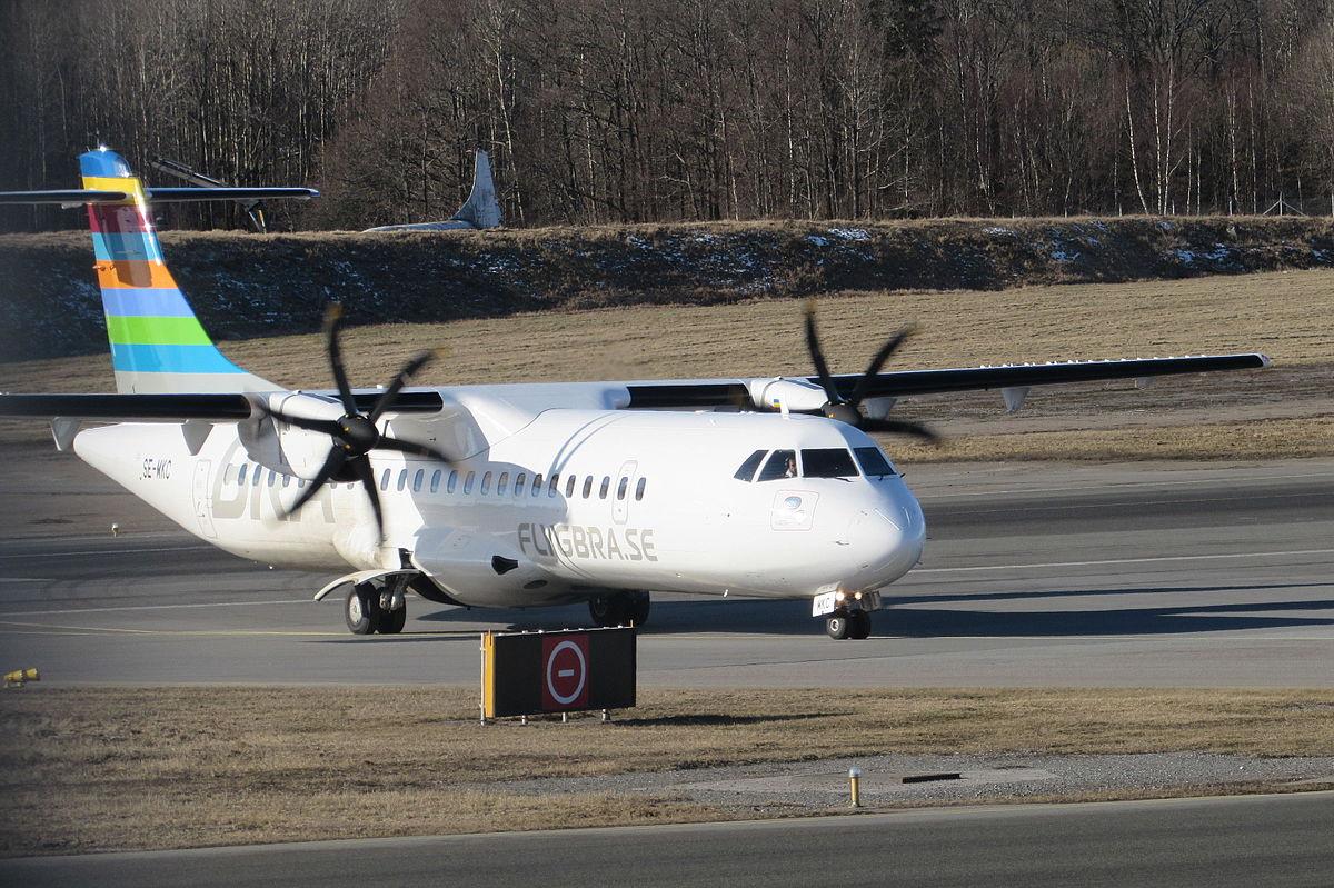 Braathens ATR72-600 (Foto: Pilot | Creative Commons 4.0)
