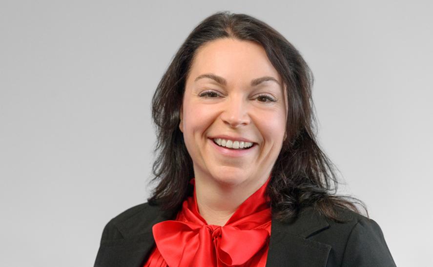 Christine Förster, koncernchef hos Brussels Airlines (Foto: Brussels Airlines)