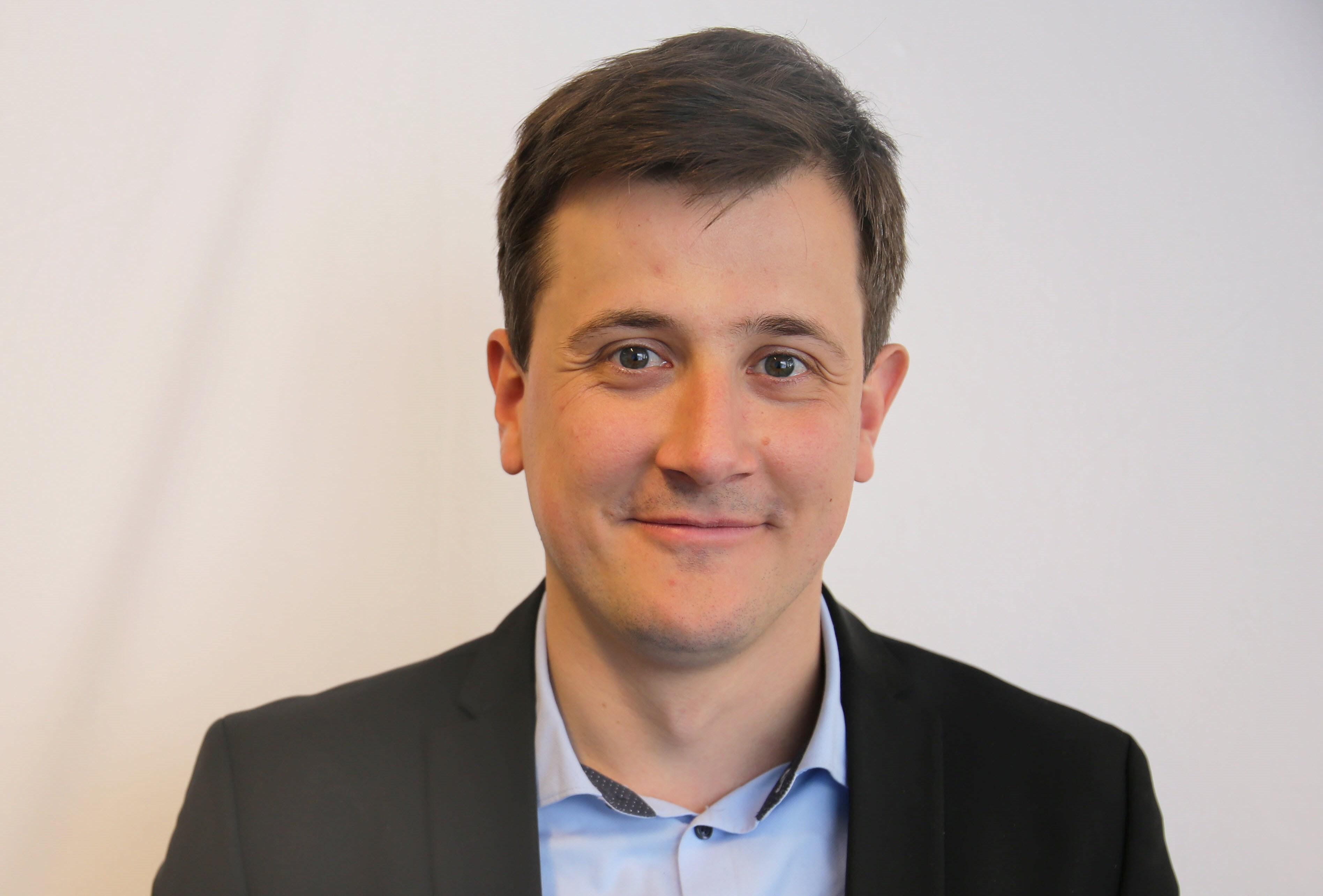 Andreas Hjørnholm, kommunikationschef hos Norwegian i Danmark. (Foto: Norwegian)