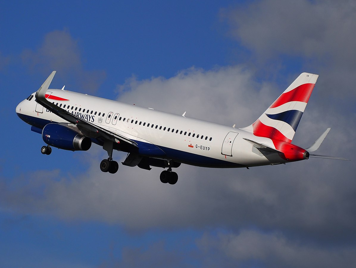 British Airways Airbus A320-200 (Foto: Alf van Beem | Creative Commons 1.0)